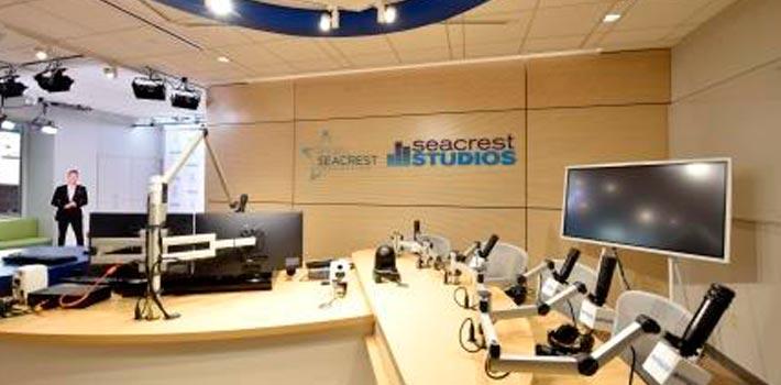 La Fundación Ryan Seacrest equipa sus estudios en hospitales con JVC