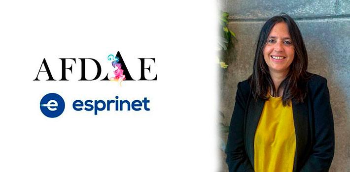 Entrevista a Ana Pamplona, de Esprinet