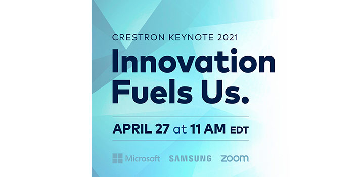 "Creston abre al público su conferencia ""Innovation Fuels Us"" el 27 de abril"