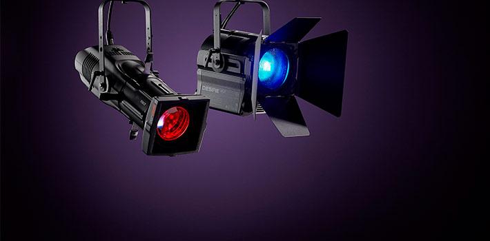 ETC presenta dos nuevas soluciones de iluminación para espacios escénicos