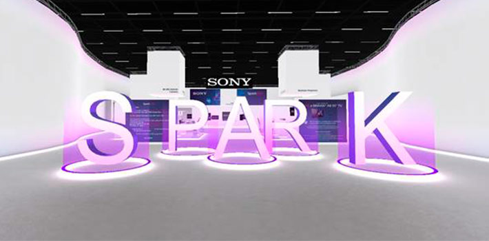 Sony celebra Spark 2021, un evento interactivo para los sectores corporativo y educativo