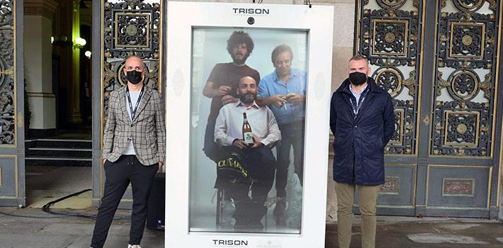 Trison estrena Holobox, su nuevo sistema de telepresencia