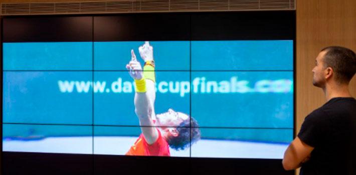 Waapiti equipa con un sistema de domótica a la Real Federación Española de Tenis