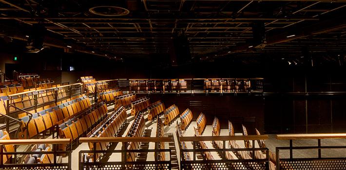 32 nuevos altavoces de Meyer Sound en la reapertura de la Sydney Company Theatre