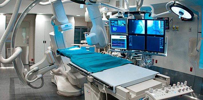 Telefónica integra el sistema de vídeo de los quirófanos del Hospital Universitario de Salamanca