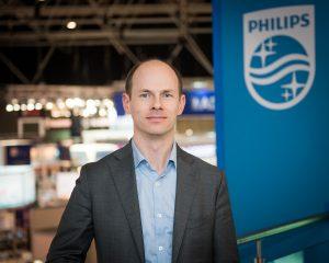 Jeroen Verhaeghe, Gerente de Negocio Internacional de hospitality en PPDS