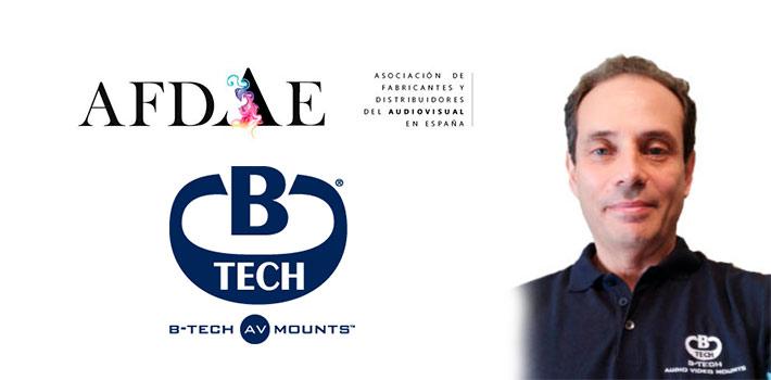 """Entrevista a B-Tech, miembro de AFDAE: """"Nos interesa colaborar en el diseño de estrategias conjuntas que aporten valor a la industria"""""""