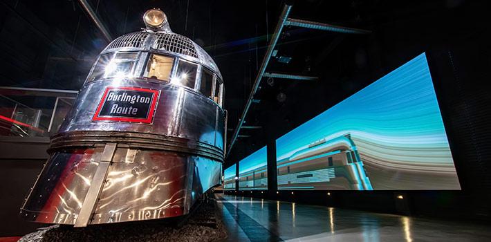 El Museo de Ciencia e Industria de Chicago se equipa con la tecnología de AV Stumpfl
