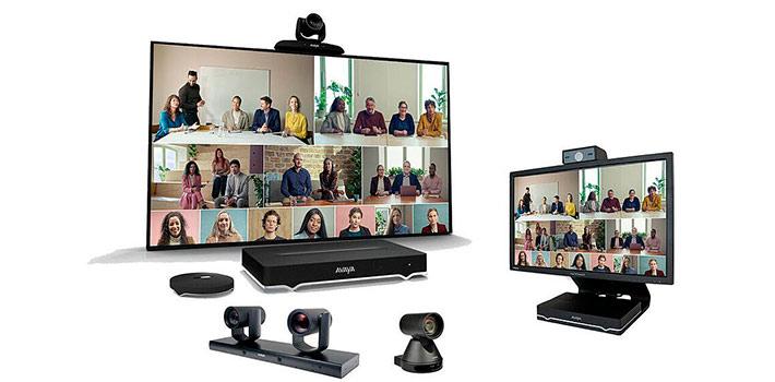Los dispositivos Avaya son compatibles con el servicio cloud Pexip
