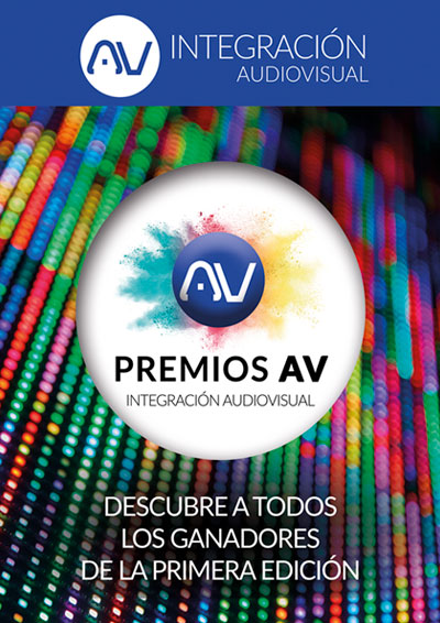 Ganadores de los Premios AV Integración