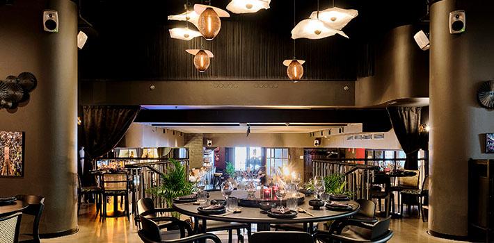 Genelec integra sus altavoces en el restaurante del chef Tomi Björck en Helsinki