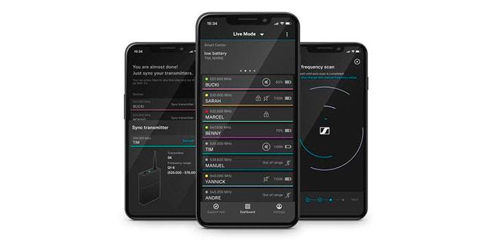 """Sennheiser simplifica la configuración inalámbrica con """"Evolution Wireless Digital"""""""