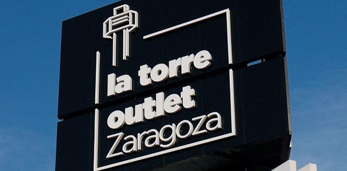 La Torre Outlet de Zaragoza